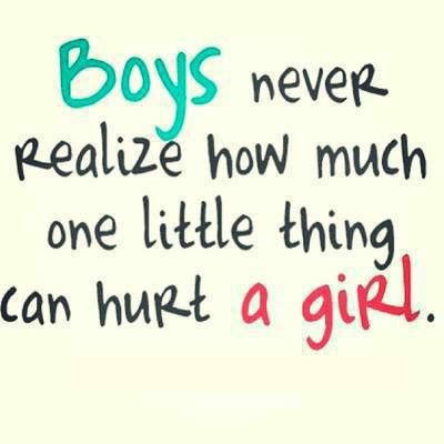 Boy's Never Realize - gossipgirl1969